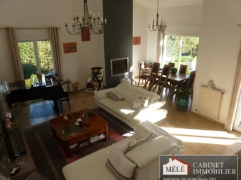 Vente Maison 5 pièces 150m² Artigues-près-Bordeaux (33370) - photo
