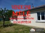 Sale House 4 rooms 85m² Cenon - Photo 1