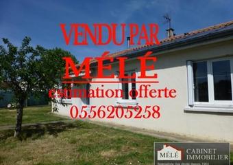 Sale House 4 rooms 85m² Cenon - photo
