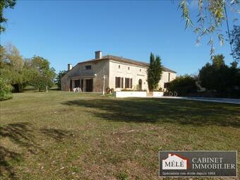 Vente Maison 8 pièces 323m² Fargues-Saint-Hilaire (33370) - photo