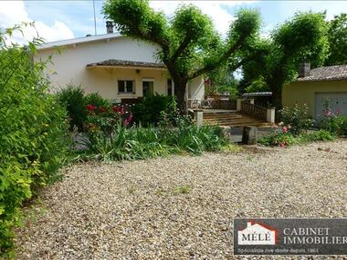 Vente Maison 3 pièces 86m² Fargues-Saint-Hilaire (33370) - photo