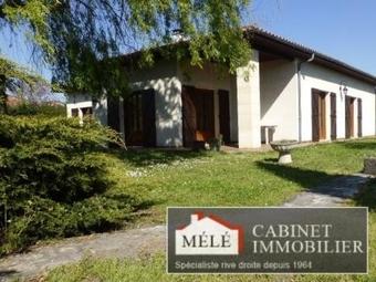 Sale House 6 rooms 160m² Artigues-près-Bordeaux (33370) - photo