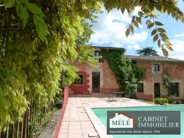 Vente Maison 7 pièces 225m² Bouliac (33270) - photo