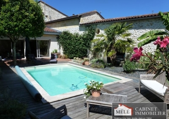Sale House 5 rooms 163m² La brede - Photo 1