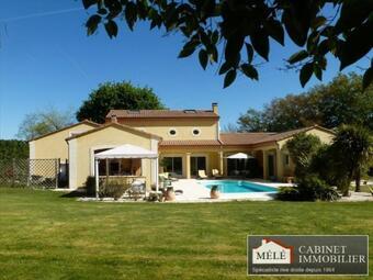Sale House 7 rooms 265m² Bouliac (33270) - photo