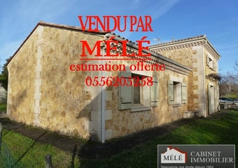 Vente Maison 5 pièces 131m² Creon - photo