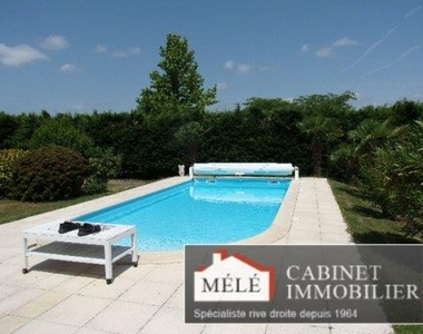 Sale House 6 rooms 145m² Cénac (33360) - photo
