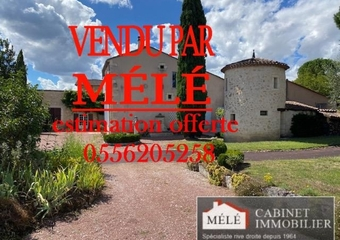 Sale House 9 rooms 419m² Latresne - Photo 1