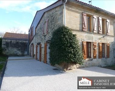 Vente Maison 5 pièces 152m² Langoiran - photo