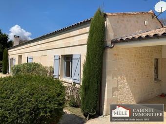 Vente Maison 6 pièces 168m² Carignan-de-Bordeaux (33360) - photo