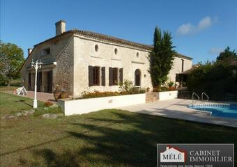 Sale House 8 rooms 323m² Fargues-Saint-Hilaire (33370) - Photo 1