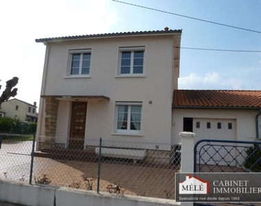 Sale House 5 rooms 96m² Cenon - photo