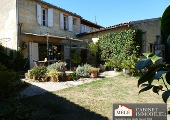 Vente Maison 7 pièces 200m² St caprais de bordeaux - Photo 1