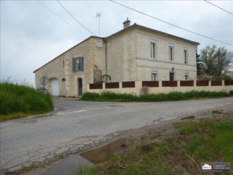 Vente Maison 11 pièces 266m² Lestiac-sur-Garonne (33550) - photo
