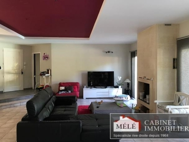 Sale House 6 rooms 168m² Cénac (33360) - photo