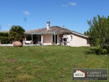 Vente Maison 5 pièces 140m² Sadirac (33670) - photo