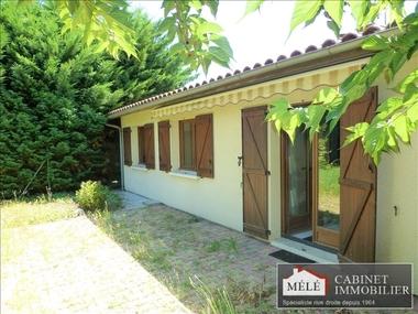 Vente Maison 4 pièces 90m² Ambarès-et-Lagrave (33440) - photo