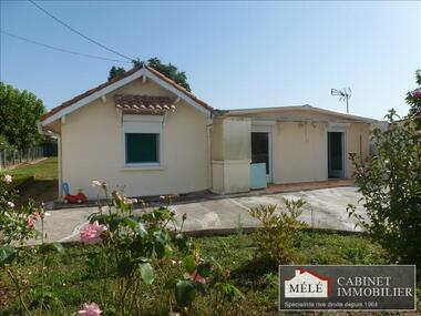 Vente Maison 4 pièces 60m² Sadirac (33670) - photo