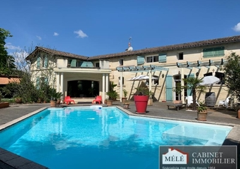Sale House 9 rooms 375m² Carignan de bordeaux - photo
