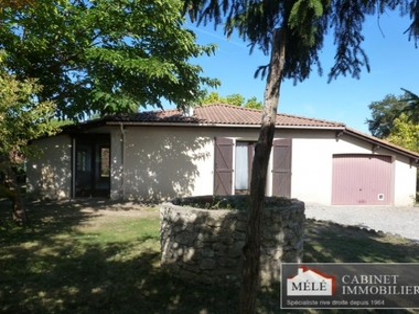 Sale House 5 rooms 90m² Bouliac (33270) - photo