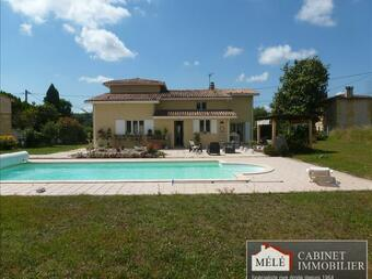 Sale House 6 rooms 191m² Tabanac (33550) - photo