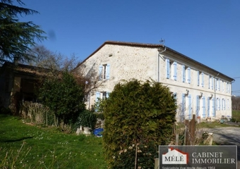 Vente Maison 7 pièces 295m² Creon - Photo 1