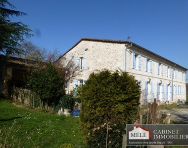 Sale House 7 rooms 295m² Creon - photo