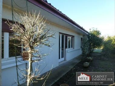 Vente Maison 6 pièces 106m² Créon (33670) - photo