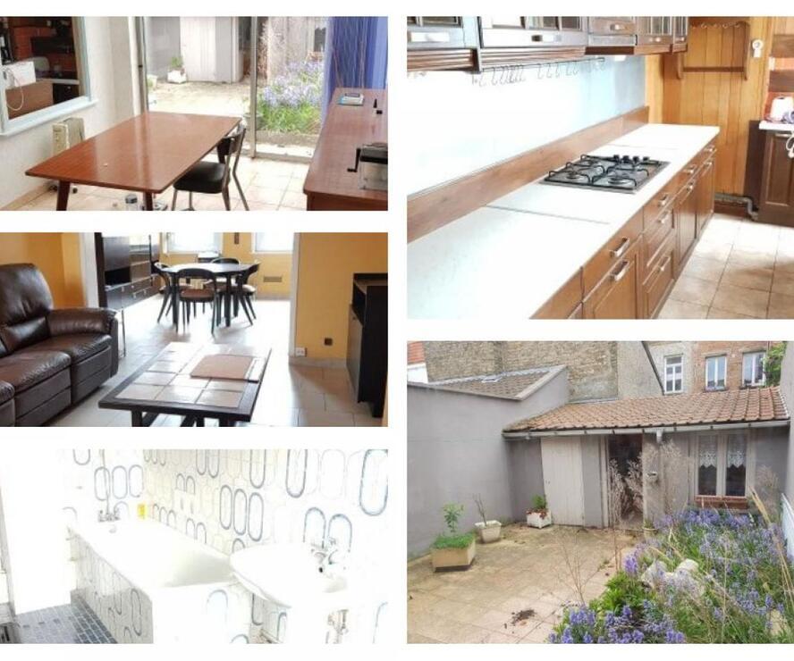 Vente Maison 5 pièces 85m² Malo-les-Bains - photo