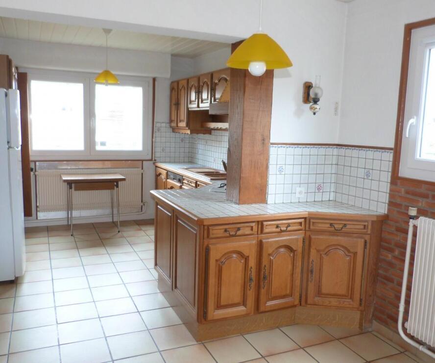 Vente Maison 7 pièces 110m² Rosendaël - photo