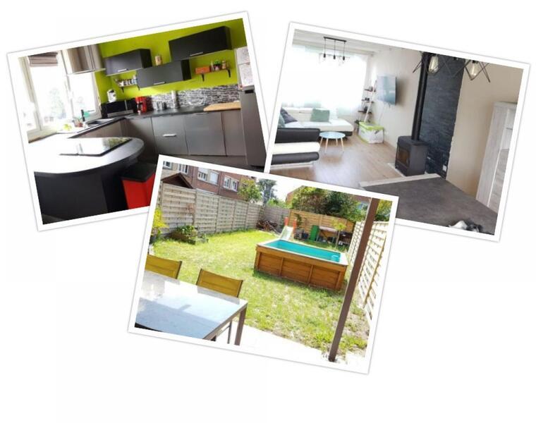 Vente Maison 6 pièces 90m² Rosendaël - photo