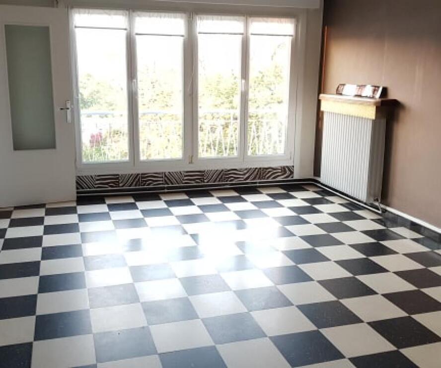 Vente Appartement 6 pièces 92m² Rosendaël - photo