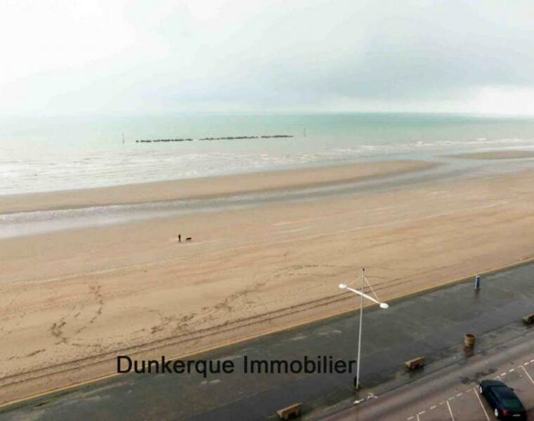Vente Appartement 72m² Dunkerque (59240) - photo