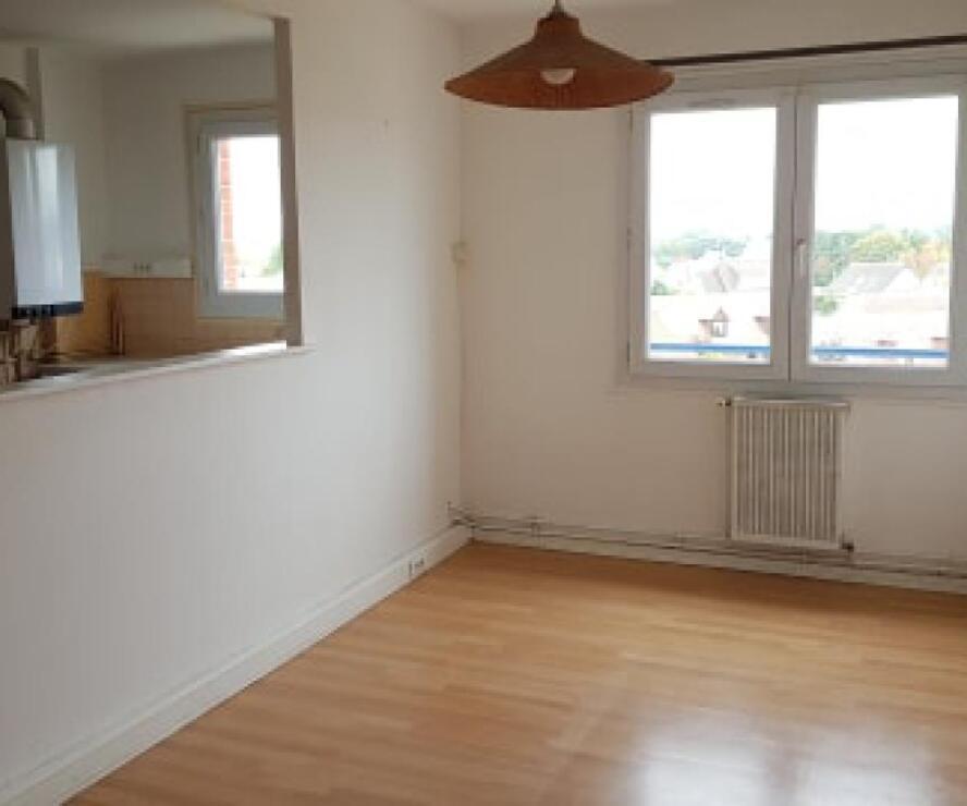 Vente Appartement 4 pièces 44m² Leffrinckoucke - photo