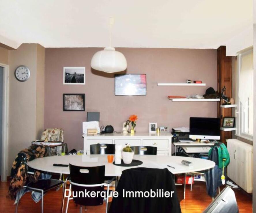Vente Appartement 4 pièces 62m² Dunkerque - photo