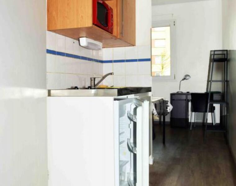 Vente Appartement 1 pièce 18m² Dunkerque - photo