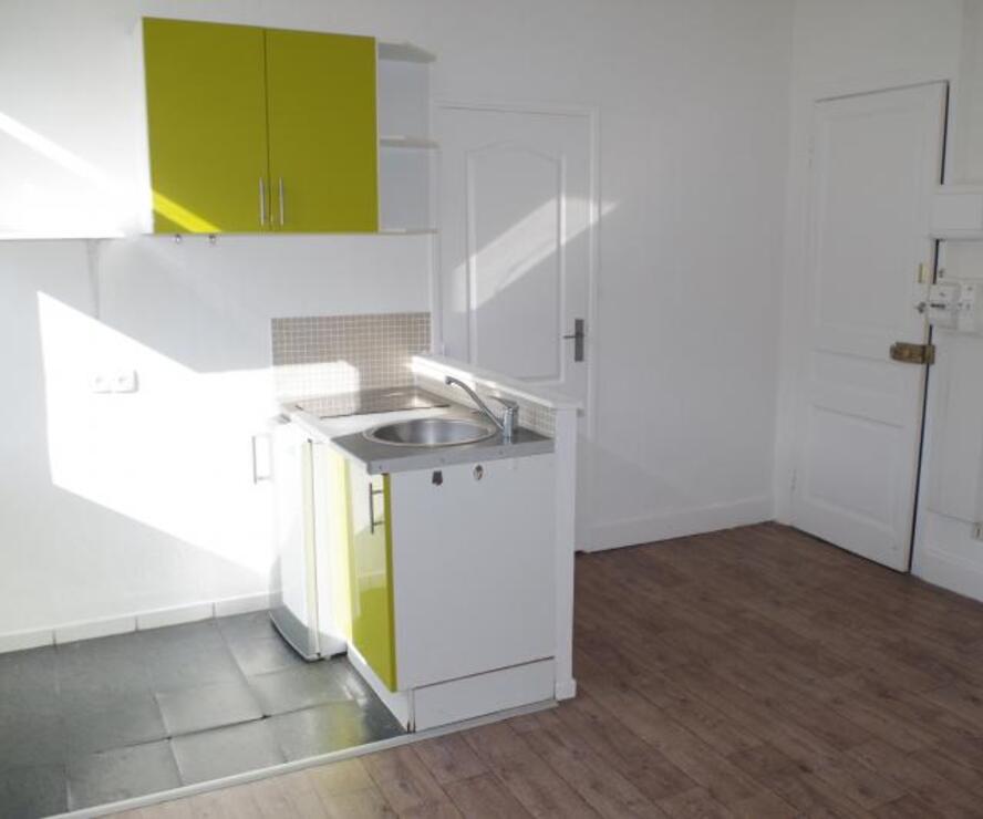Vente Appartement 2 pièces 35m² Dunkerque - photo