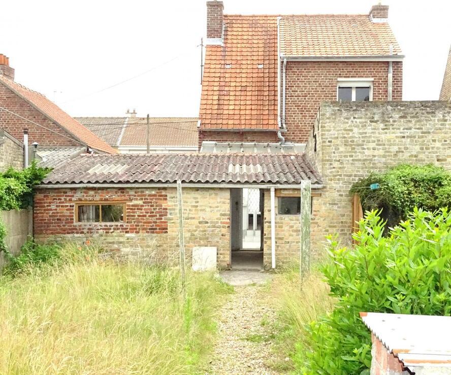 Vente Maison 6 pièces 80m² Ghyvelde - photo