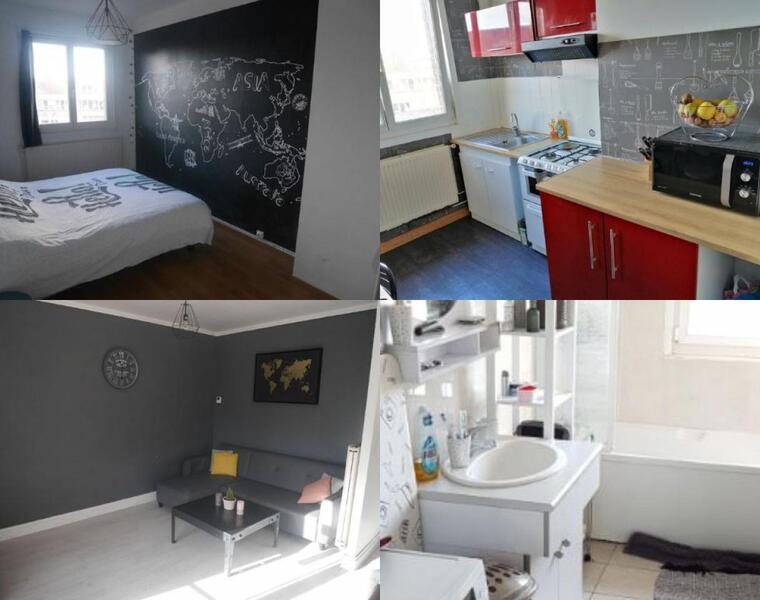 Vente Appartement 5 pièces 70m² Dunkerque - photo