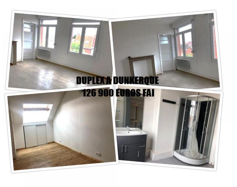 Vente Appartement 5 pièces 88m² Malo-les-Bains - photo