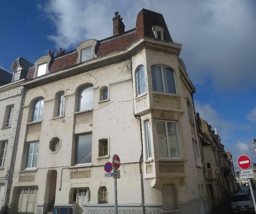 Vente Immeuble 253m² Dunkerque (59240) - photo
