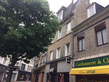 Vente Appartement 2 pièces 42m² Saint-Brieuc (22000) - photo