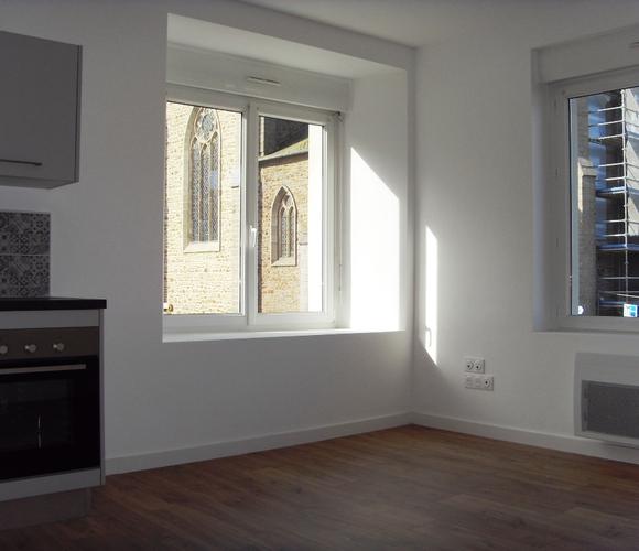 Location Appartement 3 pièces 47m² Trégueux (22950) - photo