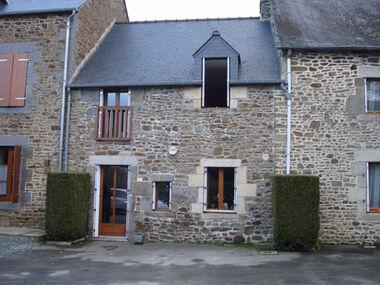 Location Maison 3 pièces 61m² Saint Solen (22100) - photo