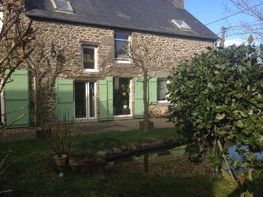 Vente Maison 3 pièces 146m² Saint-Pierre-de-Plesguen (35720) - photo