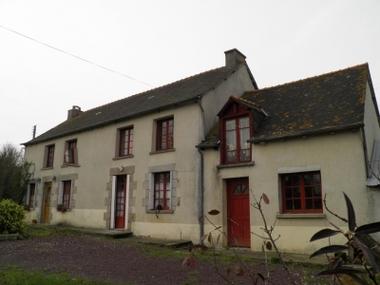 Vente Maison 5 pièces 124m² Éréac (22250) - photo