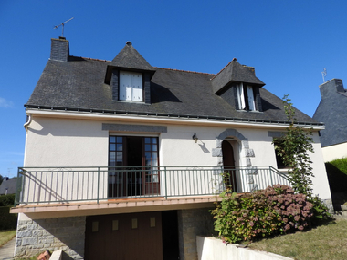 Vente Maison 5 pièces 88m² Merdrignac (22230) - photo