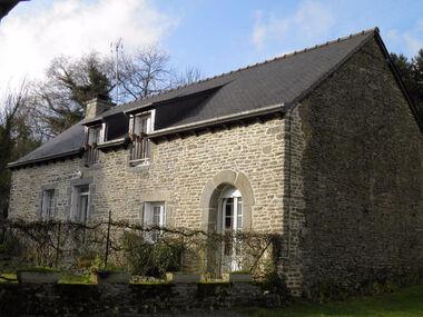 Location Maison 7 pièces 113m² Saint-Jacut-du-Mené (22330) - photo