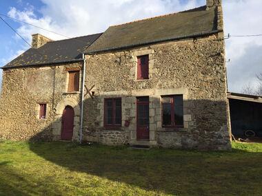 Vente Maison 4 pièces 90m² Bourseul (22130) - photo