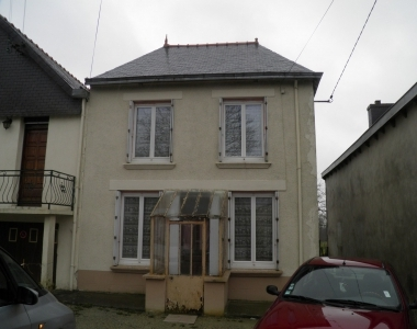 Vente Maison 4 pièces 65m² Saint-Vran (22230) - photo